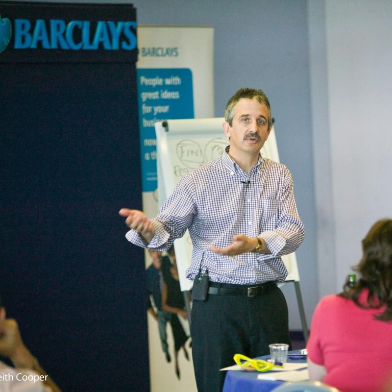Business banking presentation