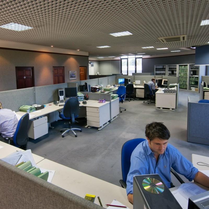 Engineering design office