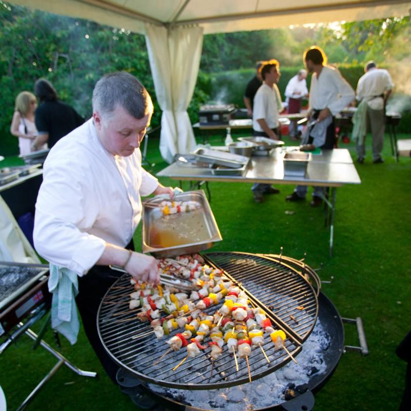Event food preparation