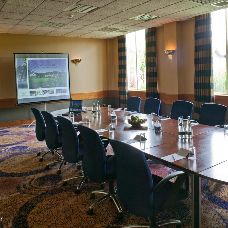 Breakout meeting room