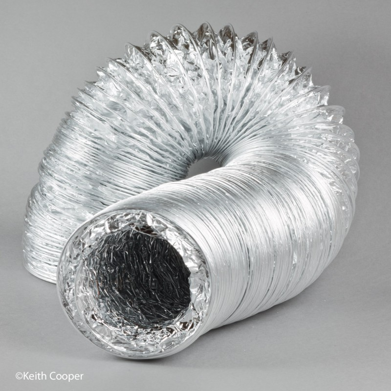 Flexible air vent hose