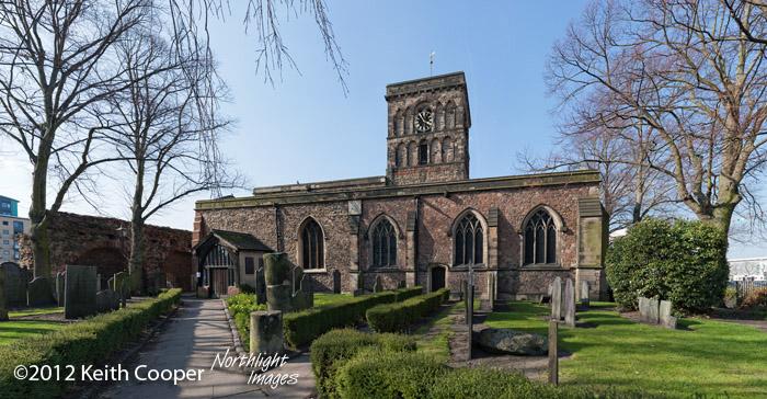St Nicholas church, Leicester