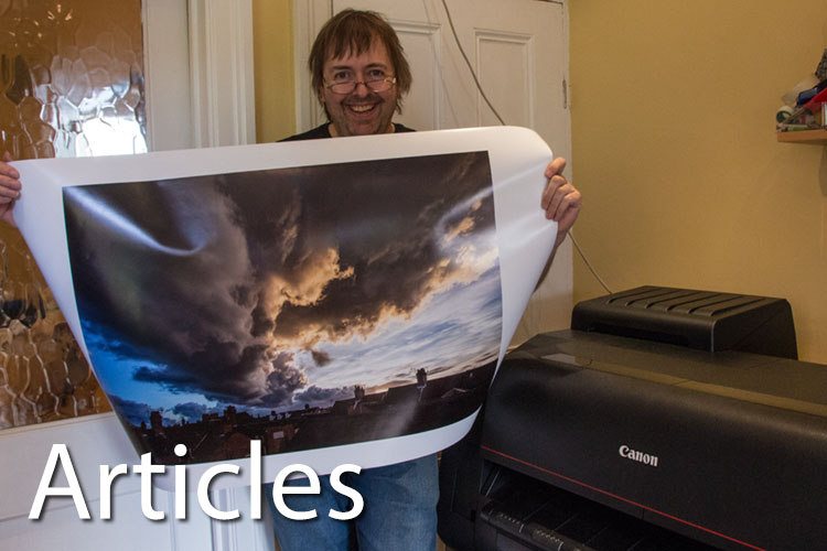 Photography articles and reviews by Keith Cooper