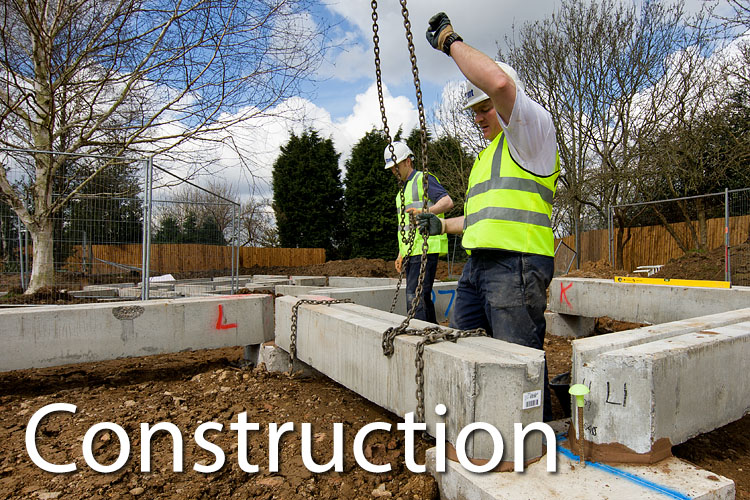 Construction photography in the UK by Northlight Images