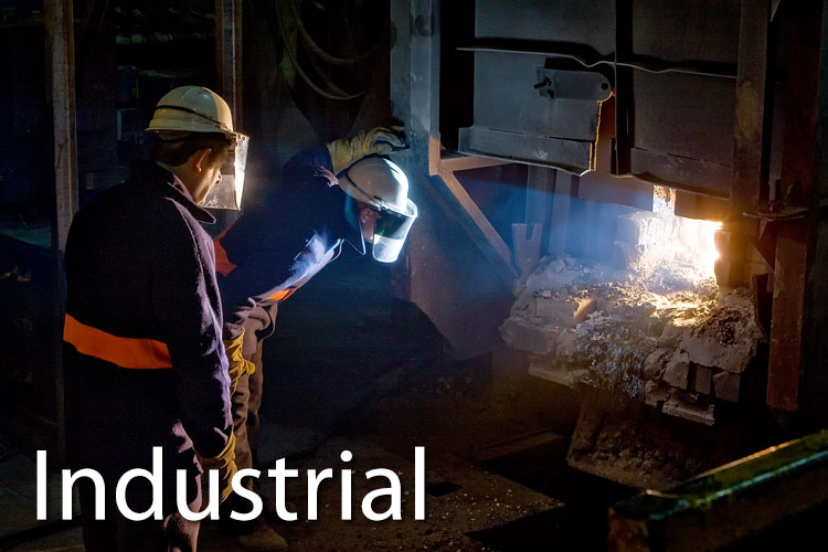 UK industrial photography by Northlight Images
