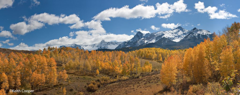 Sneffels in the Fall 1