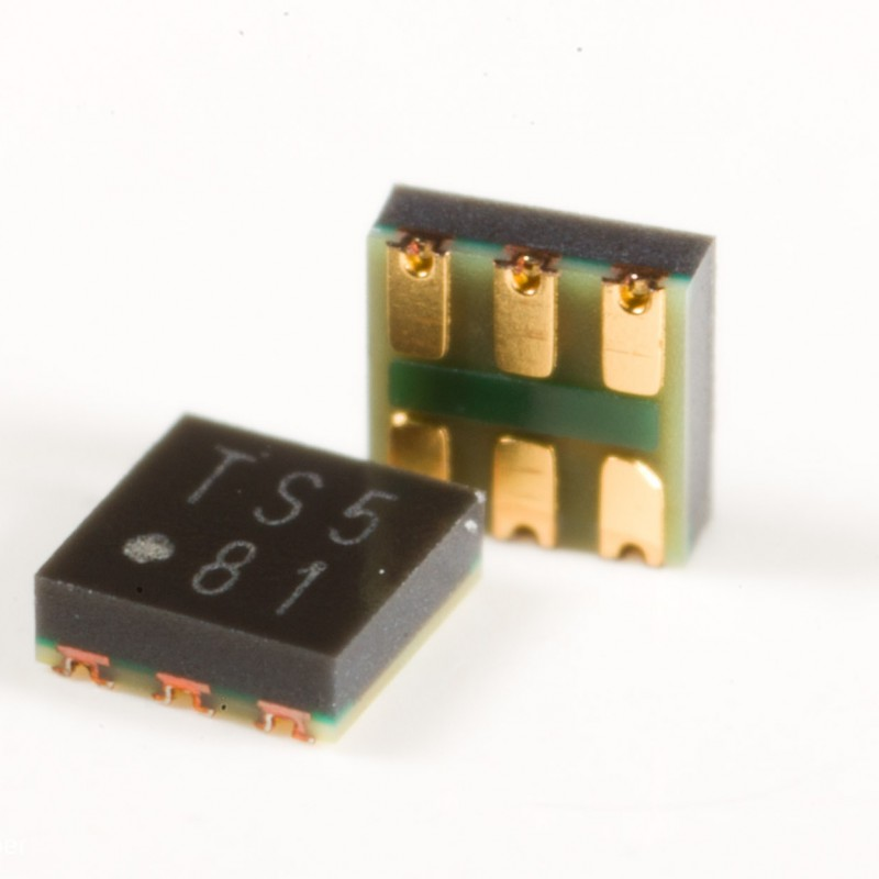 Two electronic components