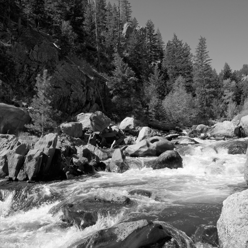 Rocky mountain stream 1