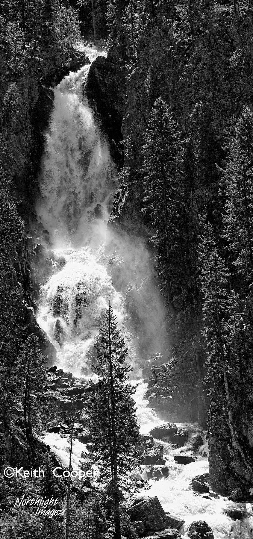 Fish Creek falls 5