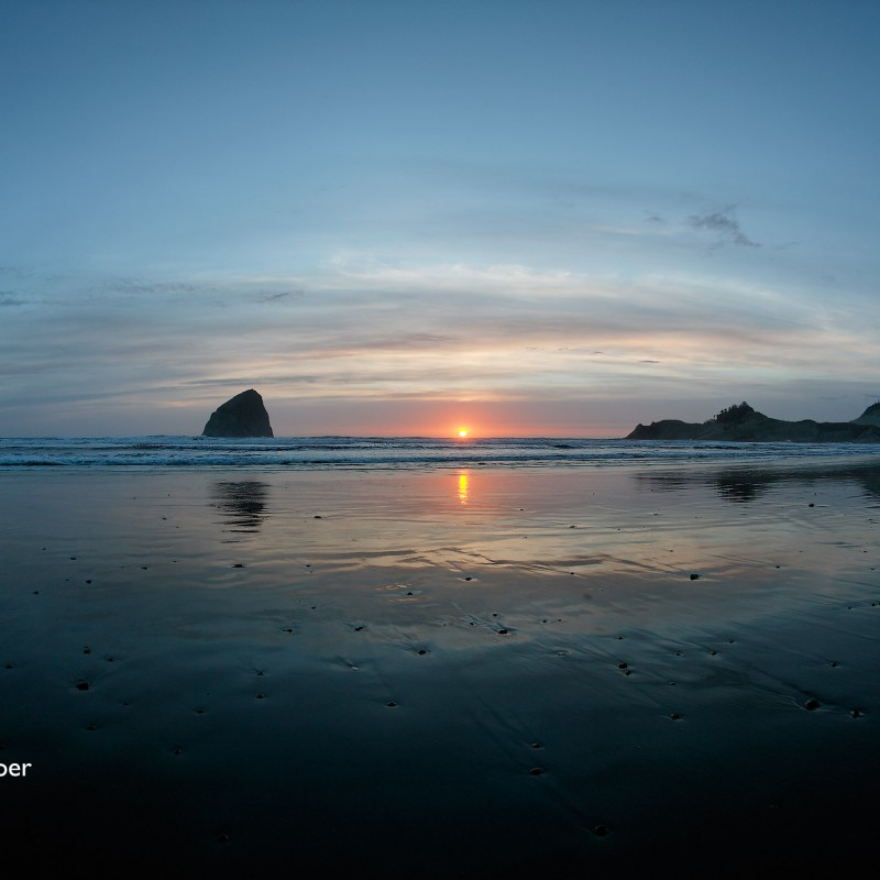Cape Kiwanda sunset 4