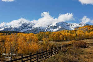 Sneffels in the Fall 2