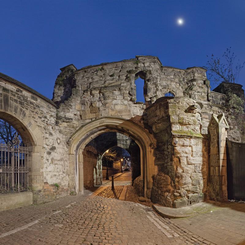 Ruperts gateway, Leicester