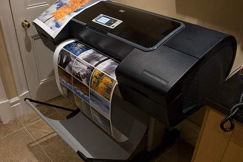 HP DesignJet Z3200 review