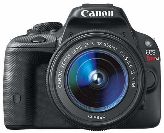 sl1 100d camera