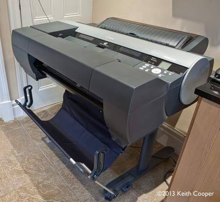 Canon iPF6400 - 6450 printer review