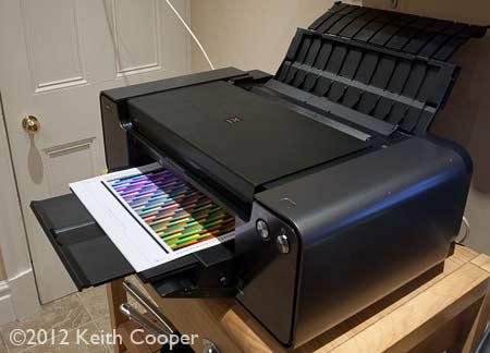 Printer review - Canon Pixma Pro-1
