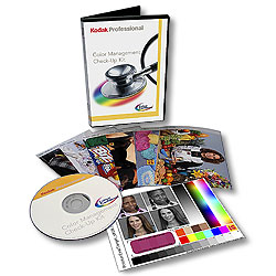 Kodak Pro Color management check-up kit