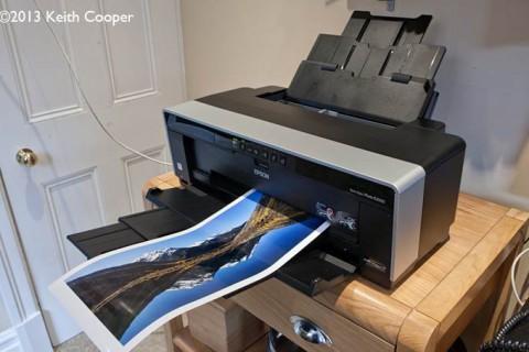Epson Stylus Photo R2000 review