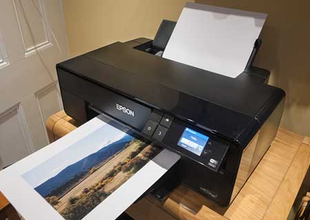 Epson SureColor P600 printer review