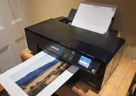 Epson SureColor P600 printer review