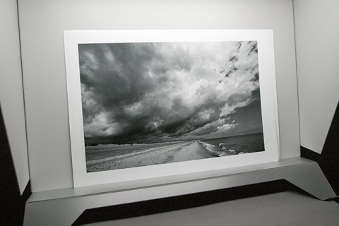 Photography Tutorial - Making a black and white landscape print