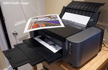 Canon Pixma PRO-100 printer review
