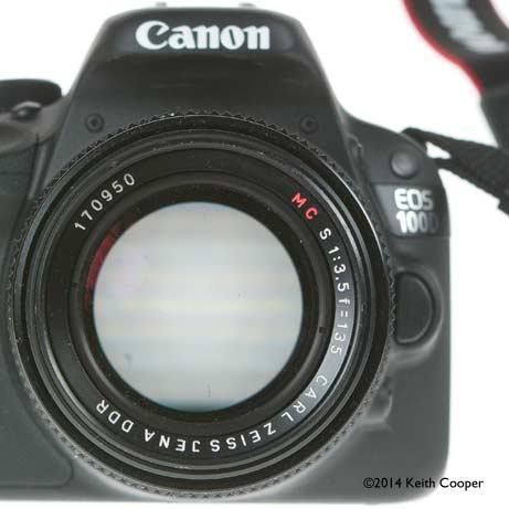 cz135 f3.5 lens