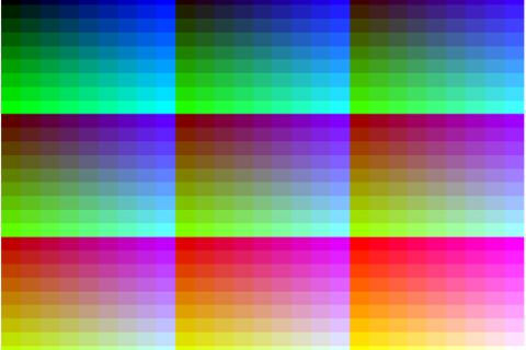 Media settings - Printer Test Images
