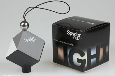 spydercube and box
