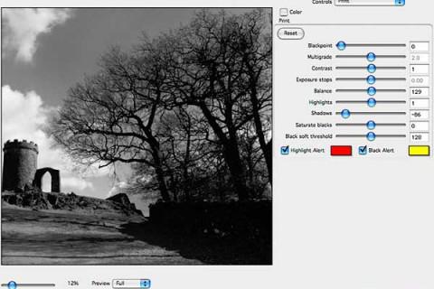 Power Retouch Black White Studio 1.3 pro review