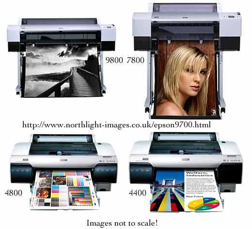 new wide printers