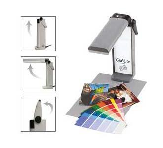 GrafiLite - print viewing lighting review