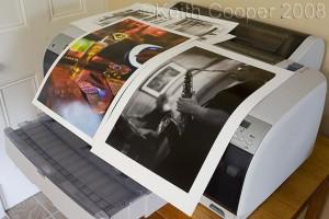 Innova Fibaprint Super-Glazed and Semi-Glazed paper review