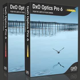 dxo v6.5 pack