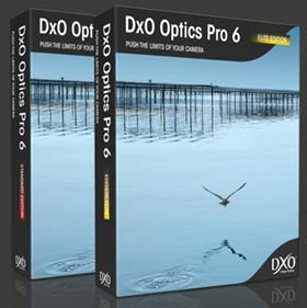 dxo 6 pack