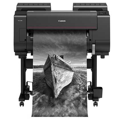 Canon PRO-2000 large format printer