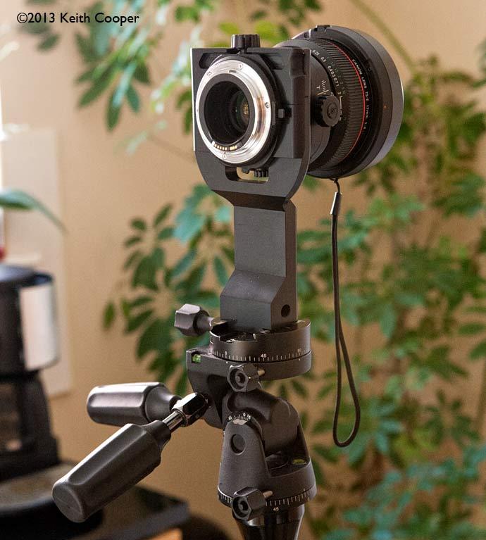 TS-E17mm tilt shift lens
