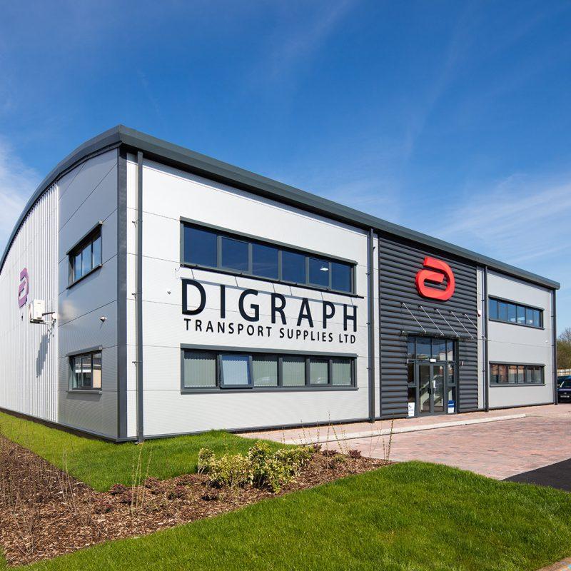 Digraph office Nuneaton