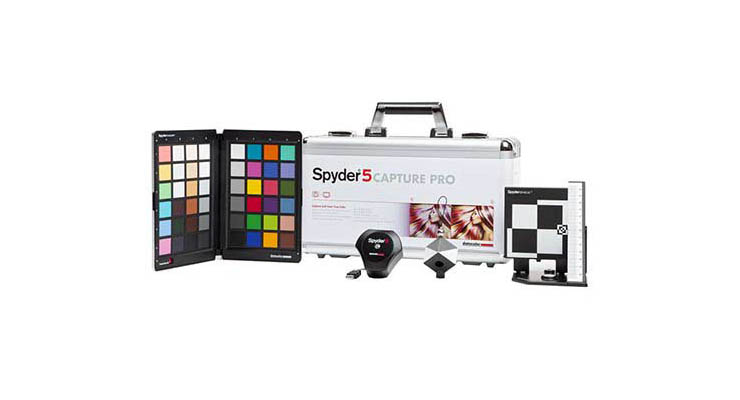 Spyder5 capture kit