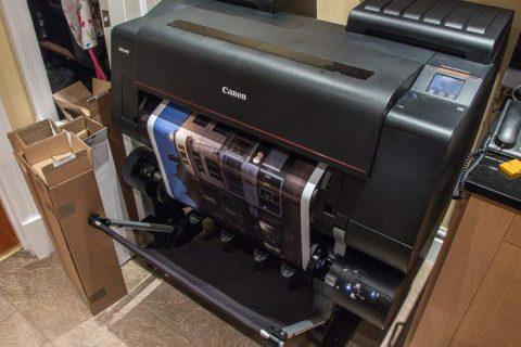 Canon imagePROGRAF PRO-2000 printer review