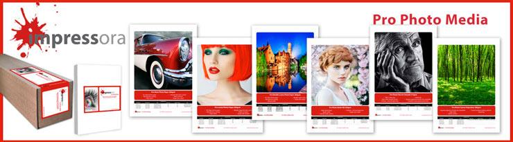 impressora pro photo media