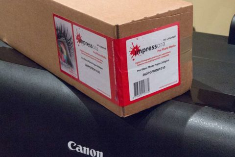 Impressora pro photo media review