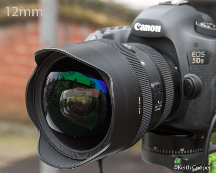 Sigma Art lens firmware updates for Canon cameras