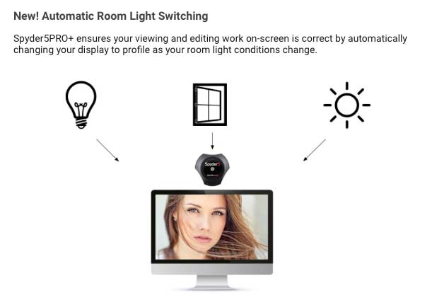 room light switching