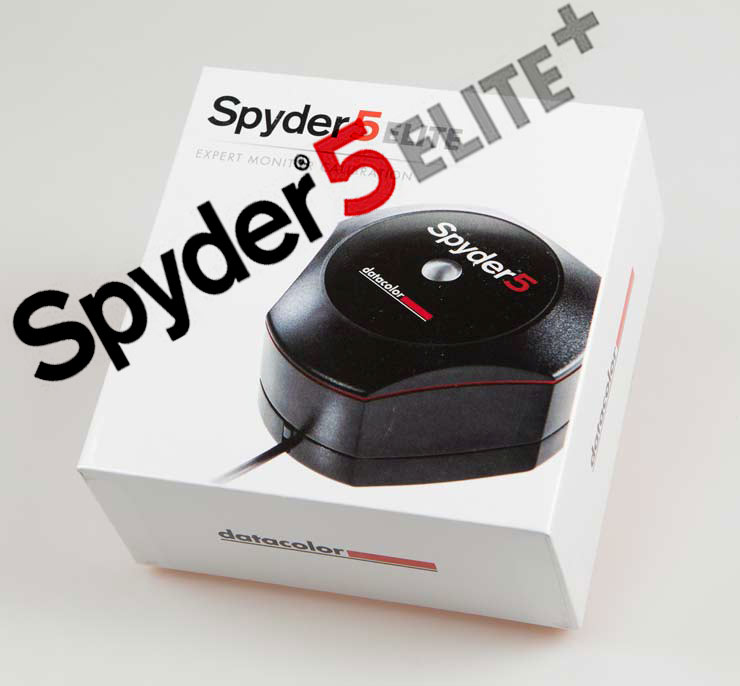 datacolor spyder 5 elite plus