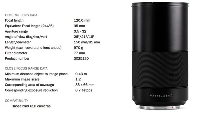 xcd 120 f3.5 macro