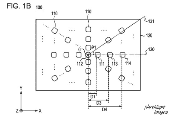 2nd Canon microlens patent