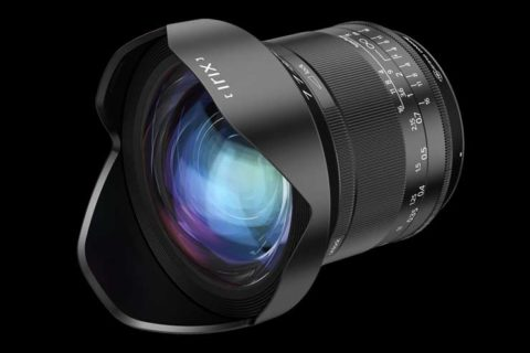 Irix 11mm f4 blackstone