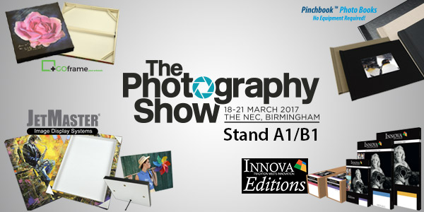 Large prints - The Photography Show 2017