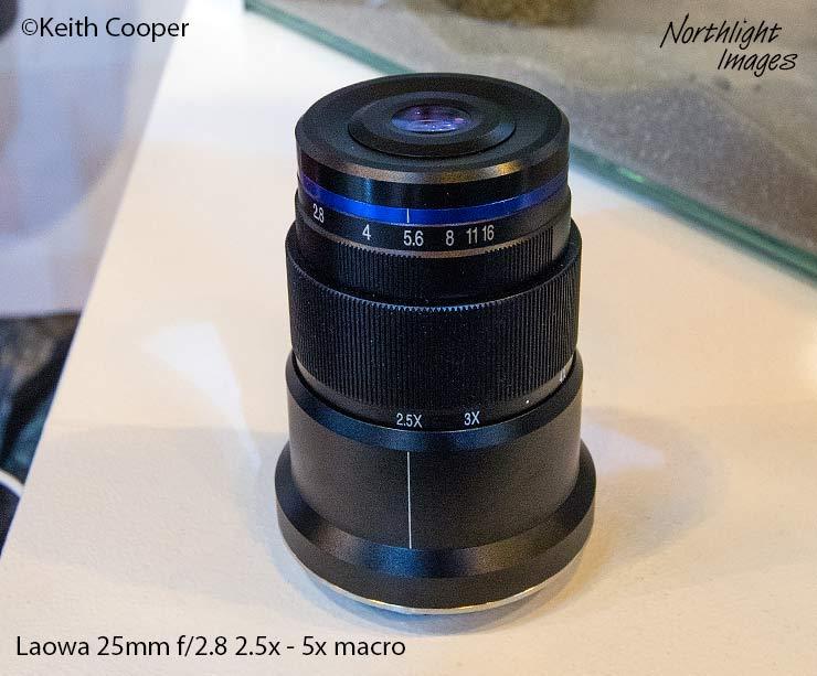 laowa 25mm 2.5-5x macro